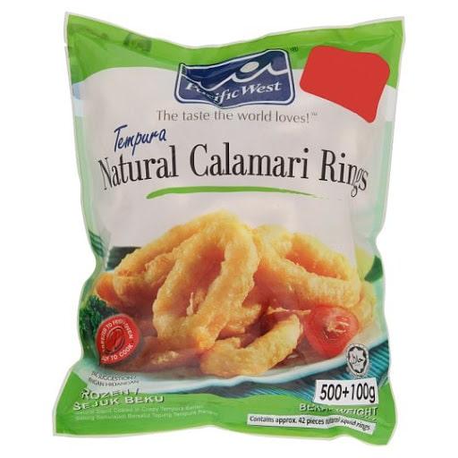 Premium Tempura Calamari (1 Pkt)